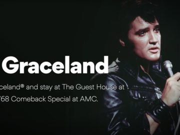 AMC Getaway to Graceland Sweepstakes