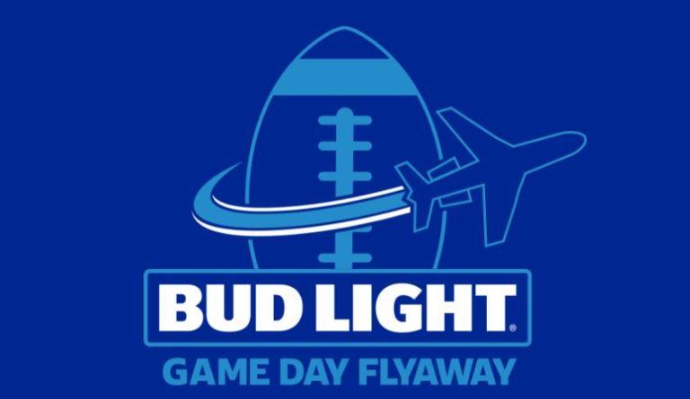 Bud Light Game Day Flyaway Sweepstakes