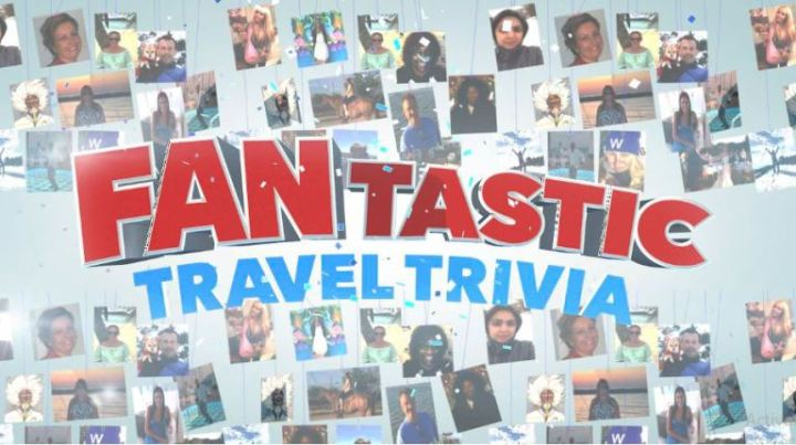 Kelly and Ryan Live's FANtastic Travel Trivia Contest