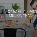 LGx40 Sweepstakes 2018 – Win Daily LG Prize Package