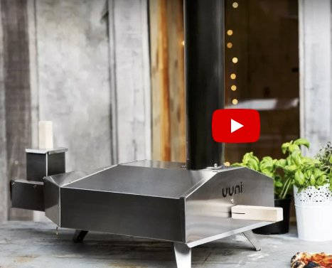 Outdoor Pizza Oven Giveaway