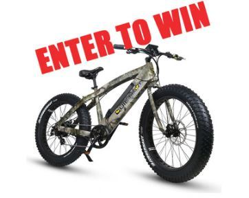 Quietkat Giveaway – Win A Rover 750 Electric Mountain Bike