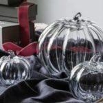 Simon Pearce Glass Pumpkin Giveaway – Win Four Glass Pumpkins