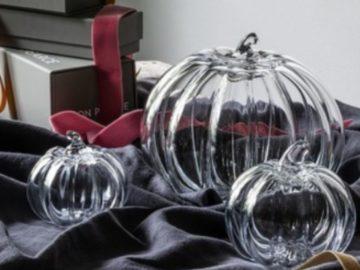 Simon Pearce Glass Pumpkin Giveaway