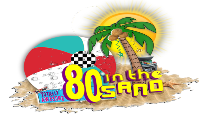 SiriusXM 80's In The Sand Contest