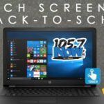 Win a Touch Screen Laptop for Back-To-School – Win A Touch Screen Laptop