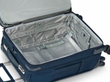 Briggs and Riley Baseline Navy Carry-On Sweepstakes