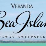 Veranda Sea Island Getaway Sweepstakes – Win A Trip to Sea Island, Georgia