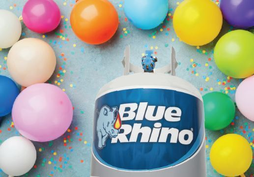 Blue Rhino Birthday Bash Sweepstakes -win Reliefs cookbook