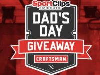 Sport Clips Dad's Day Giveaway