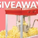 Nostalgic Popcorn Maker Giveaway – Win Gift Card
