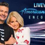 Kelly and Ryan Live's American Idol Encore Vote