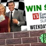 WTHR 500 To The 500 Contest – Win $500