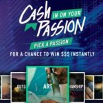 Marlboro Cash In On Your Passion – Win Cash Prize