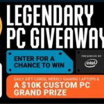 Newegg Legendary PC Giveaway – Win A Gift Card