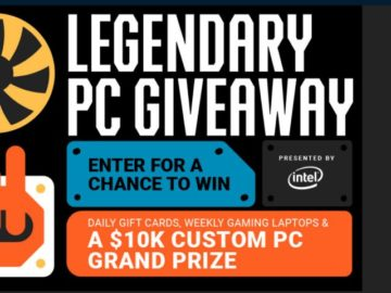 Newegg Legendary PC