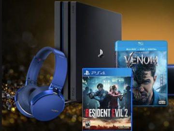 Sony Rewards SuperFan Altered Ego Contest
