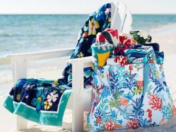 Vera Bradley Beach Towel Giveaway - Win Gift Card