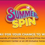 Redbox Summer Spin Game  Contest – Win Trip