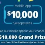 Credit One Bank Sweepstakes – Win Cash