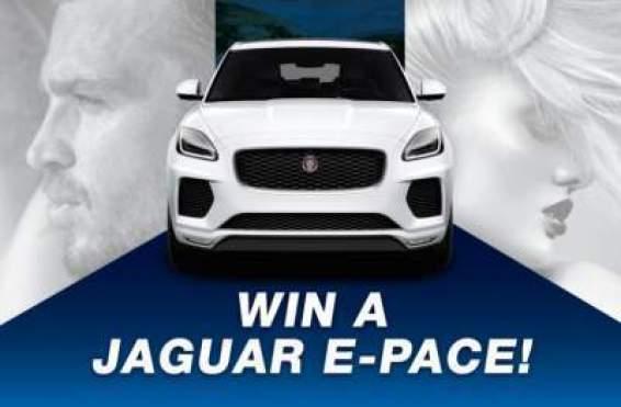 Win Car – Just Cuts Jaguar Contest 2019