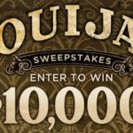 Spirit Halloween's Ouija Sweepstakes – Win Cash