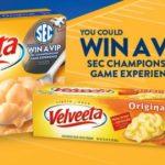 Score with Velveeta Sweepstakes – Instant Win Game