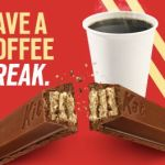 Kit Kat and Coffee Sweepstakes – Win Cash Prize