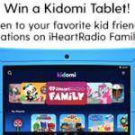 iHeartRadio & Kidomi Giveaway – Win Cash Prize