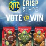 Ritz Crisp & Thins Limited Edition Voting Sweepstakes – Instant Win Game