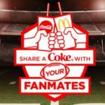 Share a Coke with your FanMates – Instant Win Game