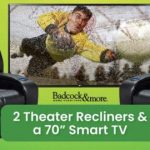 Badcock Furniture Perfect Game Day Package Sweepstakes – Win Cash