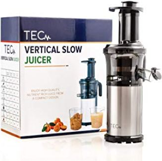 TEC Slow Masticating Juicer Portable Sweepstakes - Win Cash