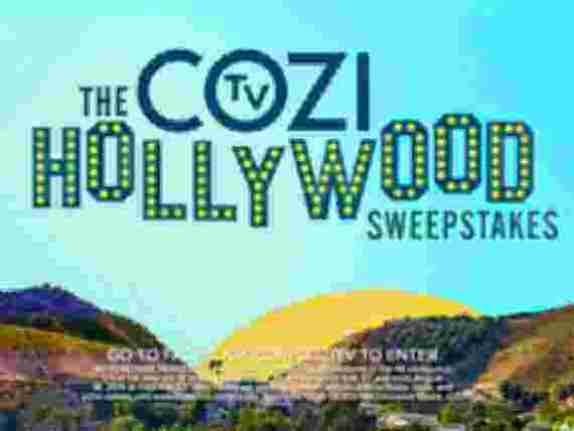 Cozi TV Hollywood Sweepstakes - Win Trip | Contestshub