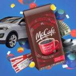 McDonald's McCafe – Instant Win Game