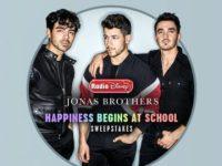 Radio Disney Jonas Brothers Happiness Begins at School Sweepstakes