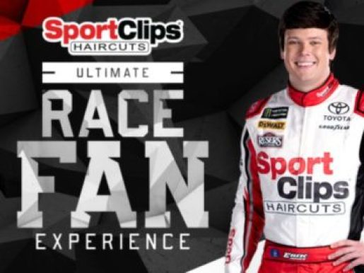 Sport Clips Ultimate Race Fan Experience – Texas Sweepstakes