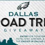 Dallas Road Trip Giveaway Sweepstakes (sweepstakesfanatics.com)