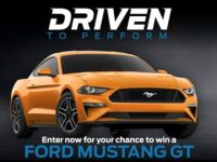 2019 Monster Energy NASCAR Cup Ford Performance Driven to Perform Sweepstakes