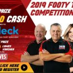 2GB Footy Tipping Competition 2019 (2gb.com)