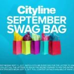 Cityline.ca Swag Bag Daily Prizing Contest (cityline.tv)