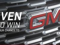 GMC Canada Driven to Win Contest