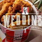 KFC Weddings Competition (kfc.com.au)