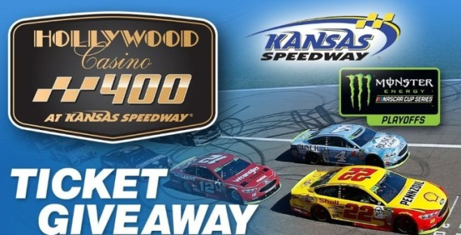 KSN Monster Energy Cup NASCAR Ticket Giveaway – Win A Pair Of Tickets