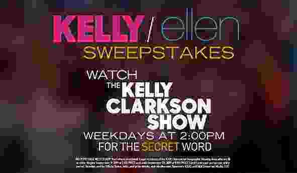 NBC 5 Kelly & Ellen Sweepstakes