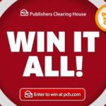 PCH Win It All Sweepstake (rules.pch.com)