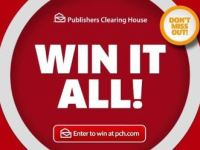 PCH Win It All Sweepstakes – Win $1 Million Cash Prizes