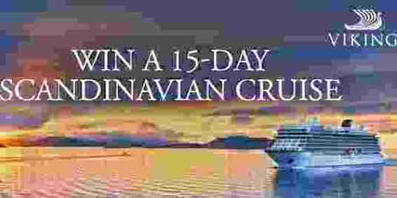 Win A Viking Into the Midnight Sun Norway Cruise Competition
