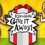 KLG and Hoda Give It Away Sweepstakes (today.com)