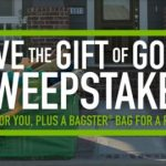Bagster Give the Gift of Gone Sweepstakes (bagstersweeps.com)